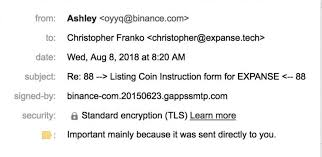 Bitcoin Quote Inspiration Cryptowhispers Binance Token Listing Quote 48 BTC 4848 Million