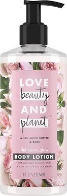 <b>Лосьон для тела Love</b> Beauty&Planet Восхитительное сияние ...