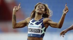 No relay: Banned sprinter Sha-Carri ...