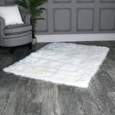faux fur rug large white faux fur rug x faux fur sheepskin rug pink
