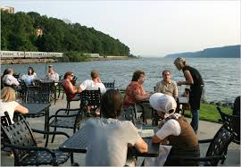 Dobbs Ferry Chart House Restaurant Oh The Places Youll See From Here The New York Times
