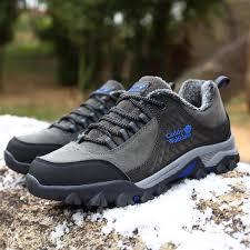 <b>Plus</b> Size Men Outdoor Warm <b>Cotton</b> Shoes <b>Winter Casual</b> Hiking ...