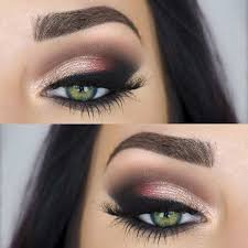 10 great eye makeup looks for green eyes styles weekly