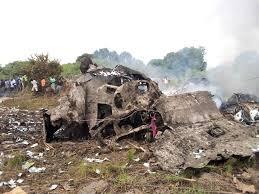 Самолет Ан-26 разбился в Южном Судане (фото / видео).