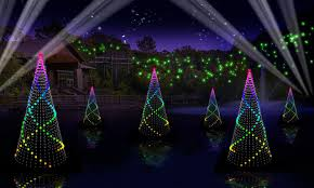Akron Ohio Zoo Lights Cleveland Metroparks Zoo To Host Wild Winter Lights Festival