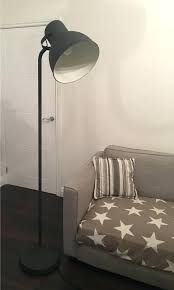 ikea hektar floor lamp dark grey oversized spotlight floor lamp in ikea hektar floor lamp 3