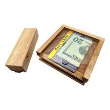 Our team spends quality time every day as well in search of new websites that are helpful in cashing out through someone's credit card. Gift Card Puzzle Box And Money Holder Cash Out Puzzle Box