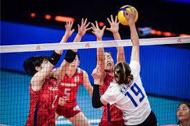 ไทย VS เกาหลีใต้ : พรีวิว วอลเลย์บอลหญิง เนชั่นส์ ลีก 2021 นัดที่ 2  พร้อมช่องดูสด