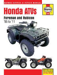 Honda Foreman 450 Wiring Diagram Honda ATV Wiring Diagram