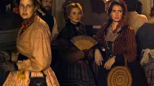 Prostitution old west bondage