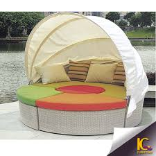 Round Outdoor Bed Round Swing Bed Round Outdoor Bed Swing Interior Decor Home 50
