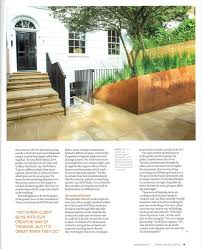 Garden Design Journal Stunning Press McWilliam Studio