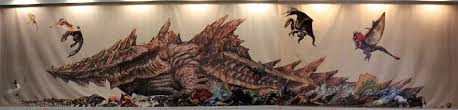 Monster Hunter World Size Chart Is There A Mh4u Size Comparison Chart Anywhere Monsterhunter