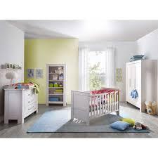 Babyzimmer Möbel Set Jalina in Weiß Kiefer | Pharao24.de