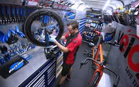 Bike Repair Vending Machine Stunning Velofix Mobile Bike Shop Crystal City BID Arlington VA
