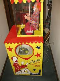 Ziggy The Talking Clown Vending Machine Impressive Ziggy The Clown Arcade Game Coin Operated Amusement Machine 48