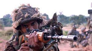 Army Soldier With Gun HD Indian Army ...