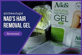 nad s hair removal gel review