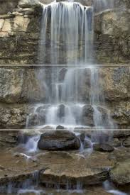 """Каската панно """"Водопад"""""""