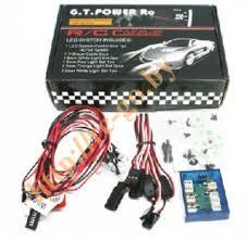 Блок управления светом RC Car <b>LED</b> System . <b>Светотехника</b> ...