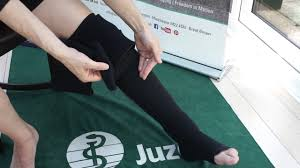 Juzo Acs Light Juzo Adjustable Compression System Knee And Thigh