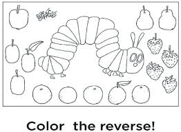 Hungry Caterpillar Coloring Page Lovely Fresh Very Hungry