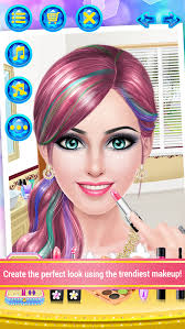 fashion boutique celebrity s salon spa makeup dress up