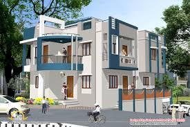 india house design elevation 2435 sq ft