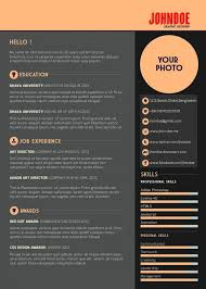 Resume 650 911 Contemporary Templates Free All Best Cv Resume Ideas