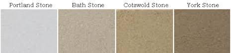 Colour Chart Thorverton Stone