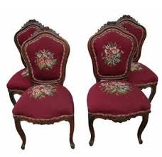 Rosewood Rococo 19th c American Victorian Chairs For Sale