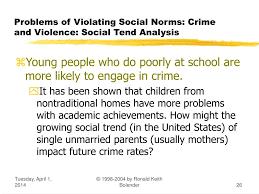 as a social problem essays crime as a social problem essays