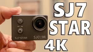 Review <b>SJ7</b> Star 4K <b>SJCAM</b>-Resenha em Português PT-BR ...