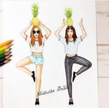 pineapple tumblr drawing. pineapple tumblr drawing