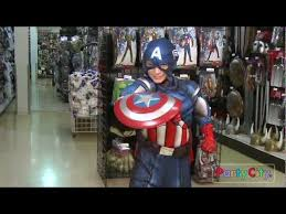 captain america not just a kid in a