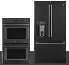 GE Caf Series. Black Slate Appliances