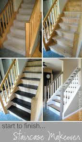 Redo Stairs Cheap 287 Best Staircases Images On Pinterest Stairs Basement Ideas