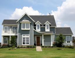 Exterior Painting House Model Property