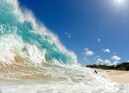 Ke Iki Beach North Shore Of Oahu Hawaii We Didnt See