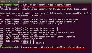 Steps to update bitcoin core wallet. How To Install Bitcoin Core Wallet On Ubuntu Linuxbabe