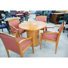 used 36 round conference tables