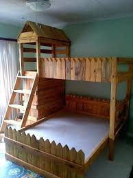 pallet bunk bed plans recycled things loft bed plans with stairs pallet bunk bed plans diy loft bed with stairs and slide
