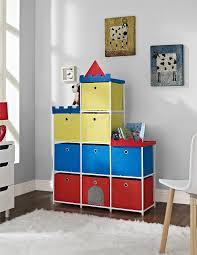Amazon Altra Furniture 9 Bin Kids Storage Unit with Castle