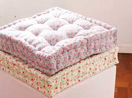 floor pillows diy. 11.Quilted Floor Cushion Pillows Diy F