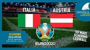 LIVE REACTION ITALIA AUSTRIA - YouTube