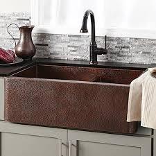 copper nickel kitchen sinks