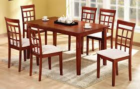 stylish dining chairs cherry finish gallery dining cherry dining room chairs remodel