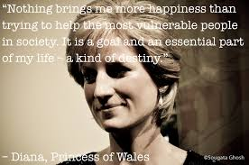 Princess Diana Quotes Custom Inspiring Quotes From Philanthropic People Philanthropic People