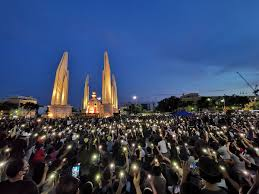 Can the online tactics of Thailand's political youth movement bring real  change?