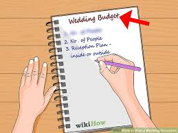 plan wedding reception how to plan a wedding reception 13 steps with pictures